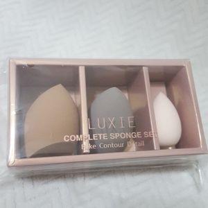 Luxie Beauty Complete Sponge Set